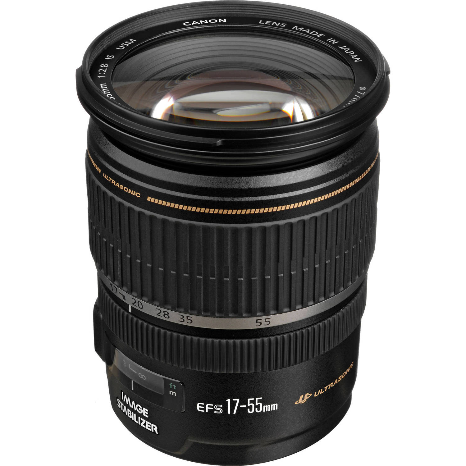 Canon Ef S 17 55mm F2 8 Is Usm